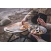 Primus Open Fire - Equipamiento para cocinas de camping - Small Plateado